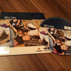 CD VARIOUS 90's HITS  DE COLECTIE  ORIGINAL