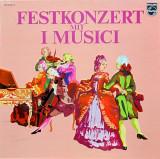 Festkonzert mit I Musici ( 3 discuri vinil )