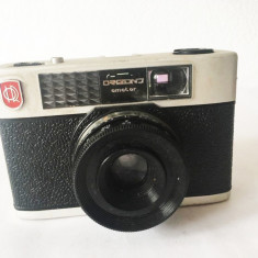 Aparat foto romanesc Orizont Amator IOR Bucuresti, anii '60, colectie