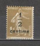 Franta.1933 Semanatoarea-supr. SF.5, Nestampilat