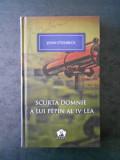 JOHN STEINBECK - SCURTA DOMNIE A LUI PEPIN al IV-lea