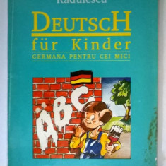 Gheorghe Radulescu - Deutsch fur kinder
