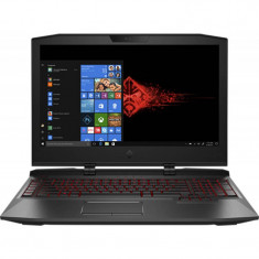 Laptop HP OMEN X 17-ap001nn 17.3 inch FHD Intel Core i7-7820HK 16GB DDR4 1TB HDD 256GB SSD nVidia GeForce GTX 1080 8GB Windows 10 Home Black, 8 Gb