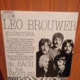 Cumpara ieftin -Y- Leo Brouwer – De Bach A Los Beatles DISC VINIL