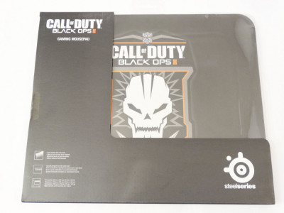 Mouse pad gaming SteelSeries QcK Limited Edition Call of Duty - sigilat foto