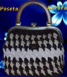 "Poseta Crosetata ""UNICAT """