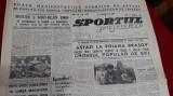 Ziar Sportul Popular 21 02 1949