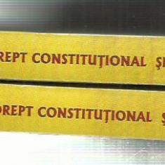 AS - UGLEAN GHEORGHE - DREPT CONSTITUTIONAL SI INSTITUTII POLITICE, VOL. 1-2