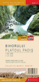Harta de drumetie - Muntii Bihorului - Platoul Padis |
