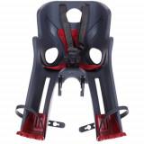Scaun Bicicleta pentru Copii Rabitt Handlefix Dark Grey, Bellelli