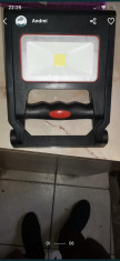 Lampa led foto