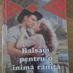 BALSAM PENTRU O INIMA RANITA - NANCY FRASER