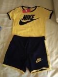 Costum Nike tricou si pantaloni scurti