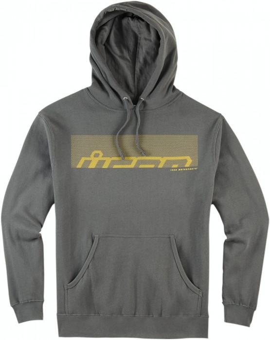 Hanorac Icon Raster culoarea Gri marimea S Cod Produs: MX_NEW 30504802PE