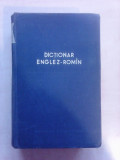 Dictionar englez-roman , 1958