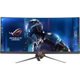 Monitor LED ASUS Gaming ROG Swift PG348Q Curbat 34 5ms black-orange G-Sync 100Hz