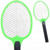 Paleta Electrica MalTec pentru Muste, Tantari sau Alte Insecte, Lungime 47cm