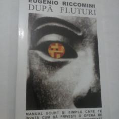DUPA FLUTURI - EUGENIO RICCOMINI