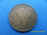 5 BANI 1867 /WATT&COMP