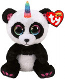 PLUS TY 15CM BOOS PARIS URSULETUL PANDA UNICORN