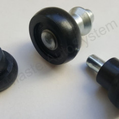 Kit reparatie ghidaj cu role usa culisanta Renault Master 2 ('98-'10) dr mijloc