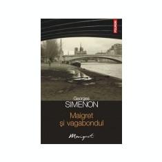 Maigret, vol. 55 -Maigret si vagabondul