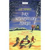 Carte Editura Pandora M, Tara nesfarsitelor povesti, Kate Saunders