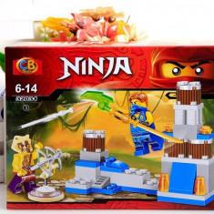 Joc creativ lego Ninja 1 si 3 figurine