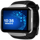 Smartwatch Telefon cu Android iUni DM98, WIFI, 3G, Camera 2 MP, BT, 2,2 Inch, Silver