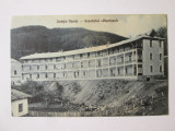 Rara! Carte postala Bisericani/Neamt:Sanatoriul,necirculata 1929, Printata