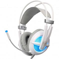 Casti Gaming Somic G938 White