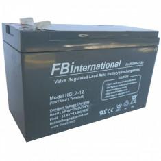 Acumulator stationar OTHER HGL12-7 7A/12V