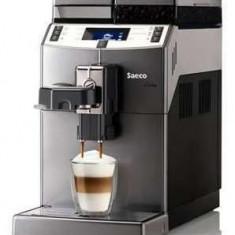 Espressor Saeco RI985101 Lirka One Touch Cappuccino, 1850W, Afisaj LCD (Gri)