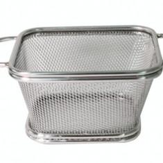 Coș de servire pătrat cu mânere 10x10x6cm MN0198889 Raki