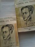 Ilya Ehrenburg - Oameni, ani, viata (vol. 1 si 2)