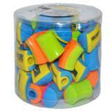 Ascutioare plastic simpla 48 set