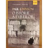 O istorie a evreilor, Paul Johnson