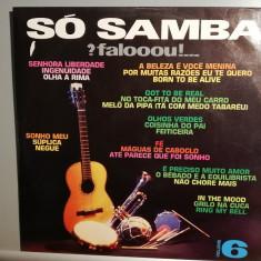 So Samba – Falooou ! (Selectii) – (1979/ RCA/Brasil) - Vinil/Vinyl/Impecabil (M)