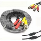 Accesoriu supraveghere PXW BFD-VPC5, Cablu mufat mama-tata, alimentare + video BNC 5m
