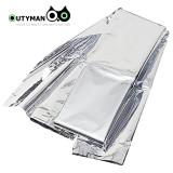 OutyMan Folie supravietuire urgenta Argintie AG404 OA0041