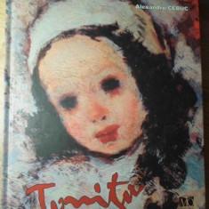 TONITA, TONITZA. ALBUM PICTURA - ALEXANDRU CEBUC