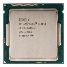 Procesor Intel Core i3 4160 3.6GHz, LGA1150, 4th Gen, nucleu Haswell