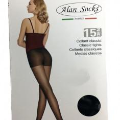 Ciorapi pantalon fin si foarte transparenti, fara model