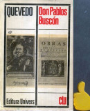 Don Pablos Buscon Quevedo
