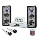 """Cumpara ieftin Electronic-Star DJ PA Set de boxe, amplificator, mixer """"Polar Bear"""" 2200W"""