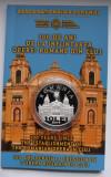 BNR 10 lei 100 de ani de la înființarea operei romane din Cluj Napoca tiraj 300