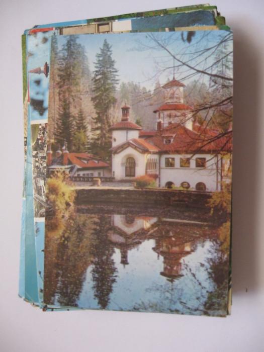 Carte postala anii 60 - Sinaia (Foisorul)