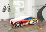 Pat Tineret MyKids Race Car 05 Red-140x70