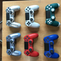 Controller Sony Dualshock 4 V2,  Playstation 4, colorate, originale noi