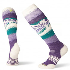 Sosete Ski Smartwool W PHD Snow Medium Mountain Purple